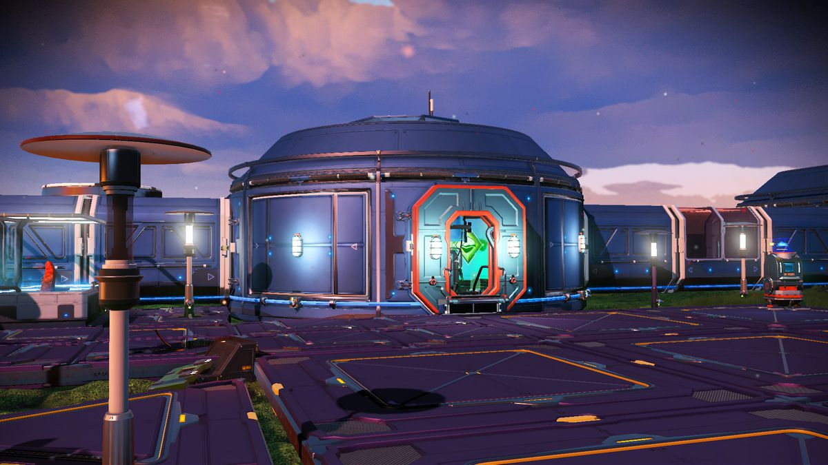 No Man's Sky - a player base, which could serve as a point of conflict