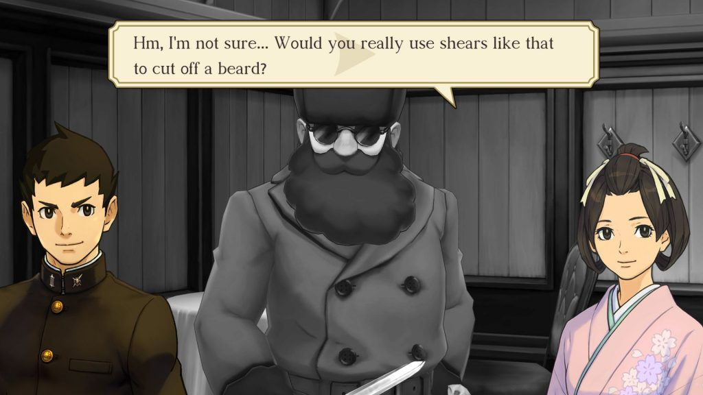 Characters in The Great Ace Attorney Chronicles
