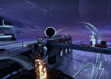 Destiny 2's Tower is covered in Taken Blight, but the NPCs don't seem to notice