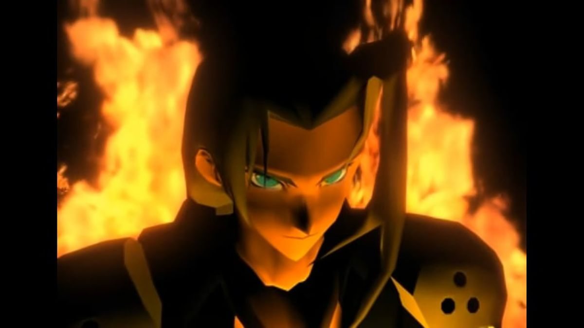 an image of sephiroth from final fantasy 7