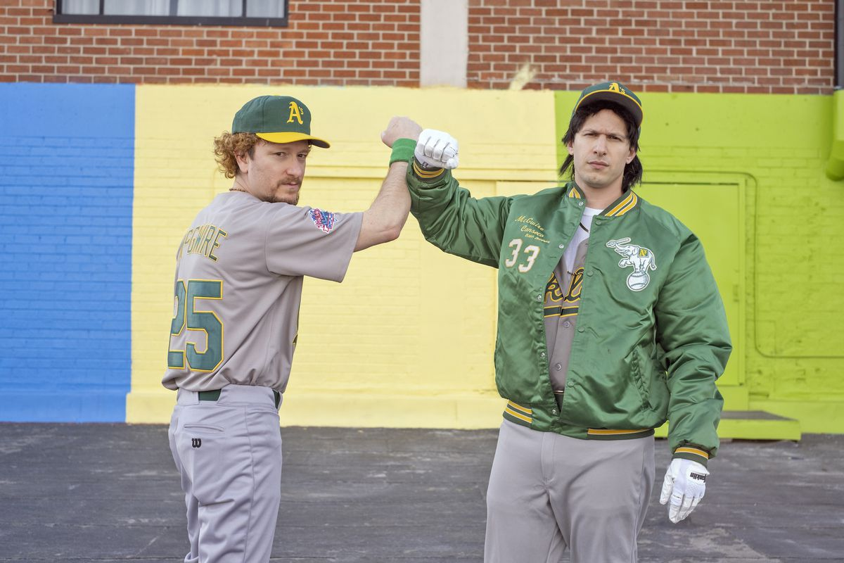 The Bash Brothers fist bump