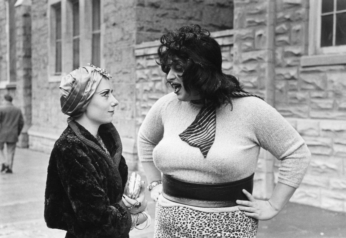 Mary Vivian Pearce and Divine in Multiple Maniacs